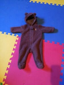 Snowsuit Carter's Bear