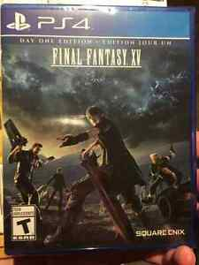 Final Fantasy XV (15) unopened