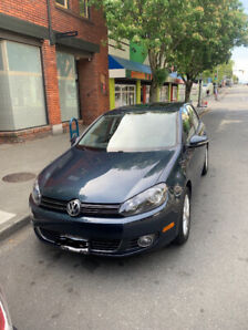 2010 VW Golf 2.5 Highline - Only 92K