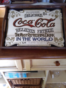 Coca Cola (Coke) items