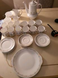 PARAGON FIONA TEA AND COFFEE SET
