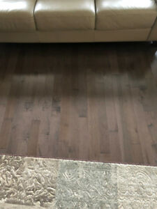 Only 2.36 Sq Hardwood Flooring Maple City Grey