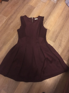 Brand New (Maroon Color) Dress For Sale!!!