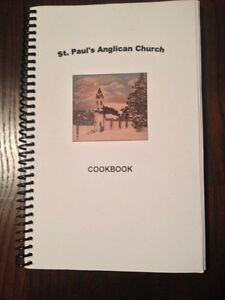 St. Paul's Anglican Church Cookbook