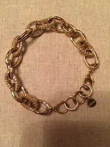 Stella & Dot Christina Link Bracelet Cambridge Kitchener Area image 1