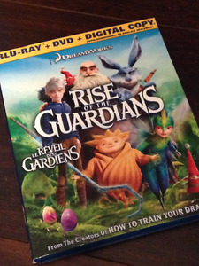 Rise of the Guardians Blu-Ray/DVD