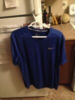 UPF 40 Work out shirt Nike