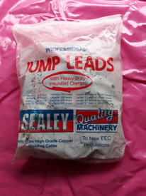 Sealey Jump Leads BC25/5