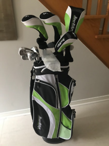 Brand New Men's Right Handed Golf Set - Tour Edge HP20
