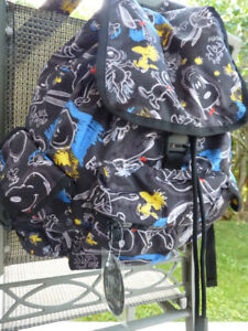 Sac à dos LeSportsac SNOOPY Backpack CHATEAUG/ LONGUEUIL