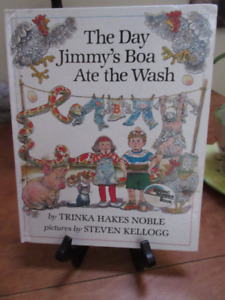The Day Jimmy's Boa Ate the Wash - Noble/Kellogg
