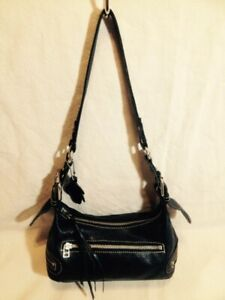 Very Small Authentic Roots Satchel Style Shoulder Bag