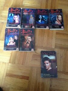 NEW PRICE Livres Buffy contre les vampires et Angel West Island Greater Montréal image 1