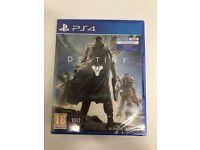 Destiny PS4 brand new in wrapper