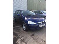 Vauxhall Corsa 1.3Cdti Diesel (1 Years MOT) £750