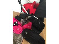 Bugaboo bee plus with loads of extras
