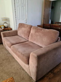 DFS 3 seater settee
