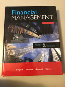 Financial Management: Theory and Practice Vancouver 3rd Ed