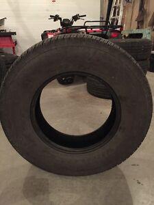Used Wrangler ST Tires P265/75/R17