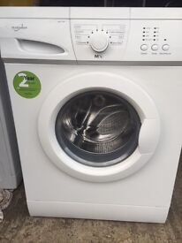 Washing machine nearly new (delivery available)