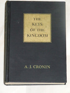 1941 book: 'The Keys of the Kingdom' by A.J. Cronin