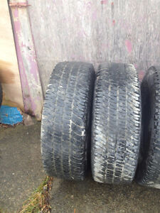 4 285 70 17 MICHELIN LT TIRES  LOCATED IN LOCKEPORT NS
