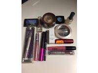 Make Up Items - Job Lot -All New RIMMEL W7 CK REVLON VITAL Mascara- OFFERS INVITED! > 2700 Items