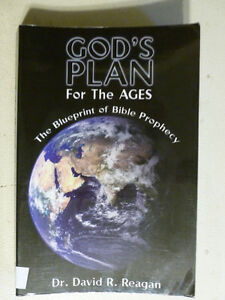 God's Plan For The Ages By David R Reagan Bible Prophecy