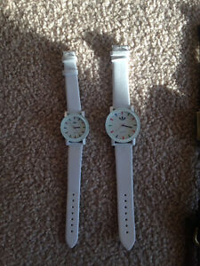 Men's and women's watches