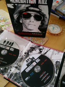 Coffret GENERATION KILL