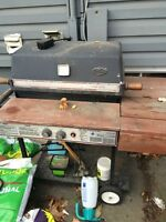 West bend outdoor gas grill