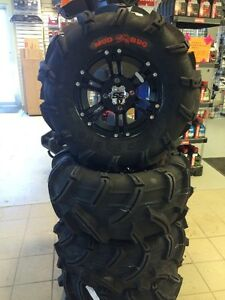 ATV / UTV TIRE & RIM SALE! 35% OFF ALL ZILLA & MUD BUG TIRES!