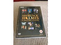 BBC Sherlock Holmes DVD collection
