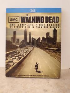 Walking Dead Season 1 Blu Ray