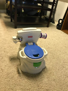 Fisher Price Singing Learning Potty