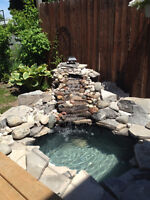 Pond Liner *** Make your landscaping one to desire this summer!