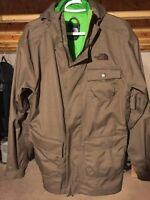 Men small North Face Jacket