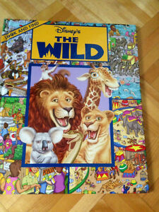 Book Look and find Disneys The Wild West Island Greater Montréal image 2