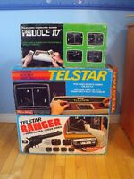 3 Pong Video Game Systems For Sale