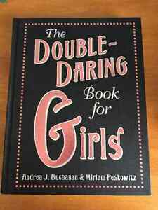 The Double-Daring Book for Girls For Sale