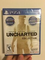 Unopened Uncharted the Nathan Drake Collection