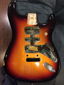 Fender American Deluxe Stratocaster Body 2012 West Island Greater Montréal image 1