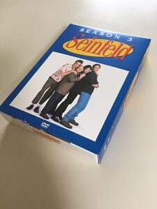 Seinfeld Season 3 DVD box set