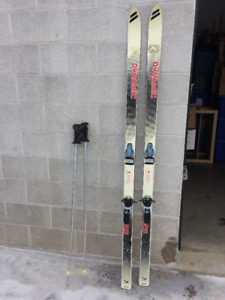 REDUCED!! 185cm Downhill Skis