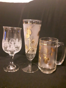 VINTAGE Glass/ Crystal collection