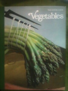 VEGETABLES The Good Cook Series - Time-Life Books