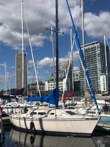 Starwind 27 - Sailboat - For Sale, downtown Toronto