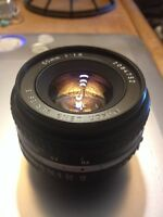 Nikon 50mm f/1.8 Series E lens for swap/trade