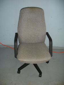 For sale - used office desk chair.