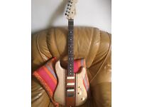 BEAUTIFUL FENDER LONGBOARD STRATOCASTER USA (ONLY 500 MADE)